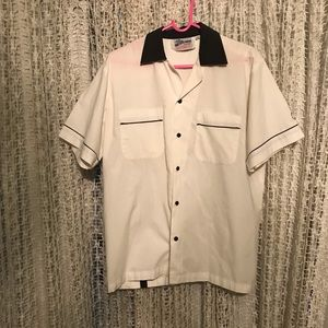 crushinusa Shirts - Vintage bowling shirt medium